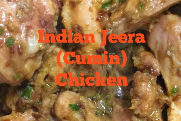 Jeera Chicken