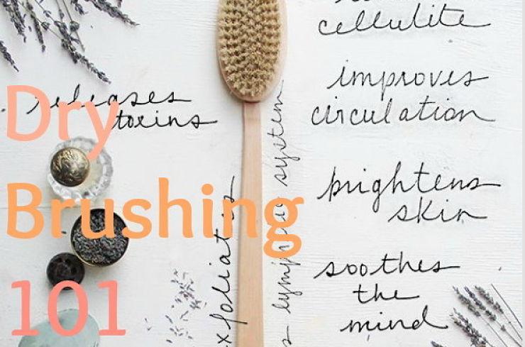 Dry Brushin
