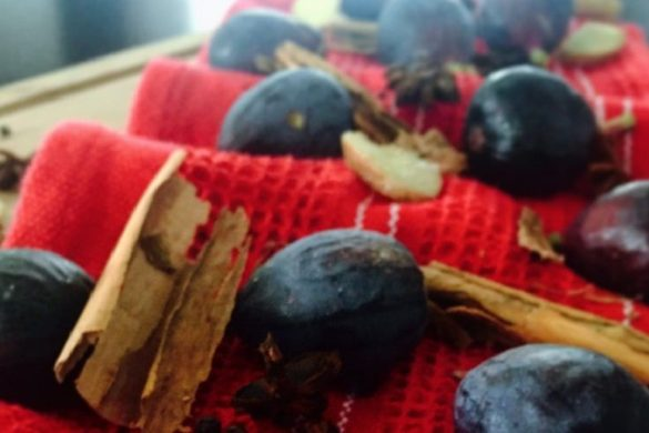 Spiced Figs