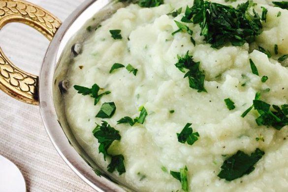 Cauliflower Mash9