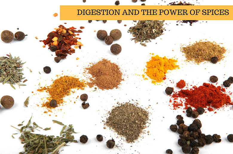 Spices and Digestion
