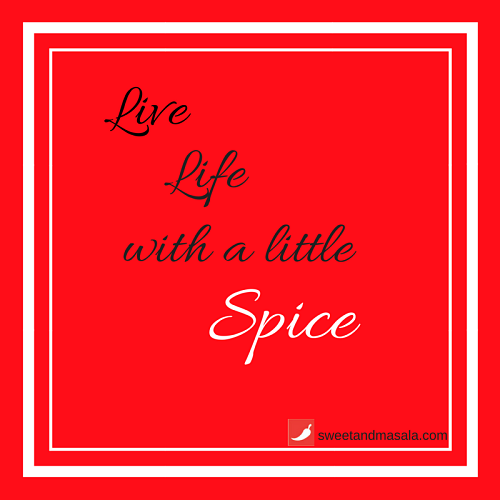 quotes about spices and food