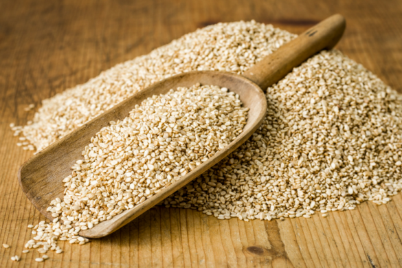 Health and Beauty Benefits Sesame Seeds Edition