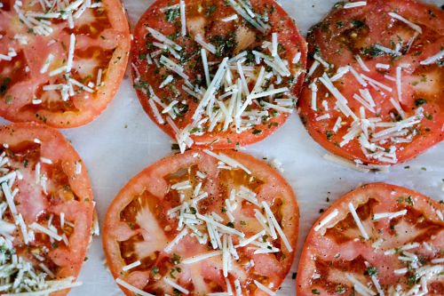 Salty, Sweet, Sour and Savory Tomato Crisps