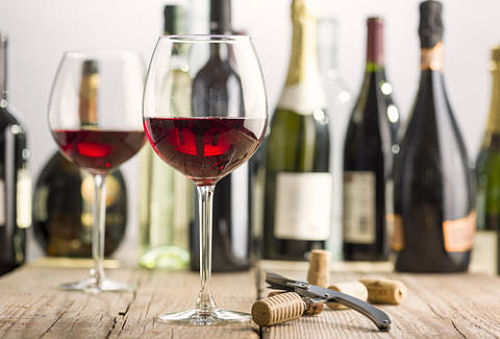 HEALTH & BEAUTY BENEFITS: RED WINE EDITION