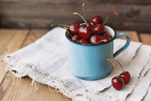 Health & Beauty Benefits of Cherries