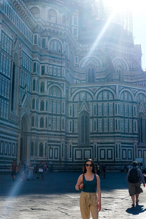 Morning at the Duomo Florence
