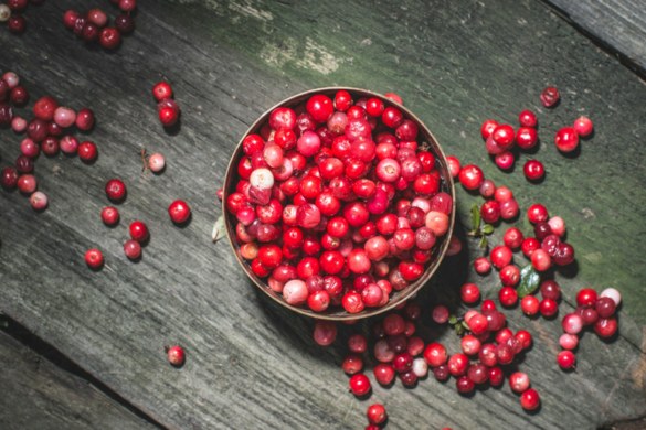 Health & Beauty Benefits of Cranberries