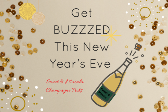 Champagne To Get Buzzed on This New Years Eve
