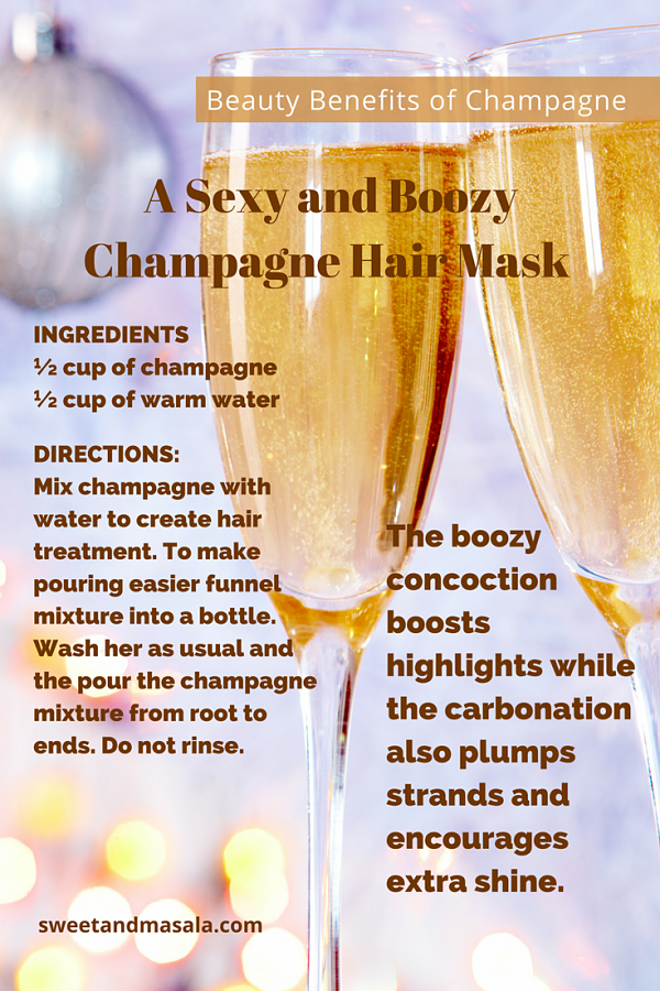 Health & Beauty Benefits of Champagne