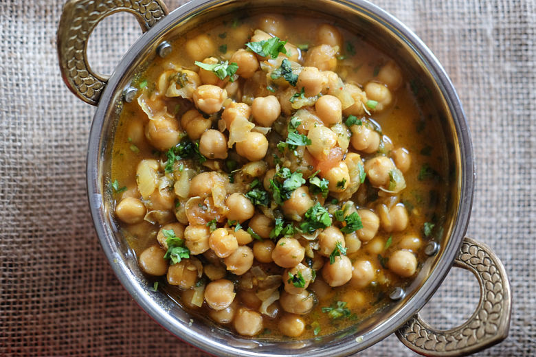 Chana Masala (Chickpeas