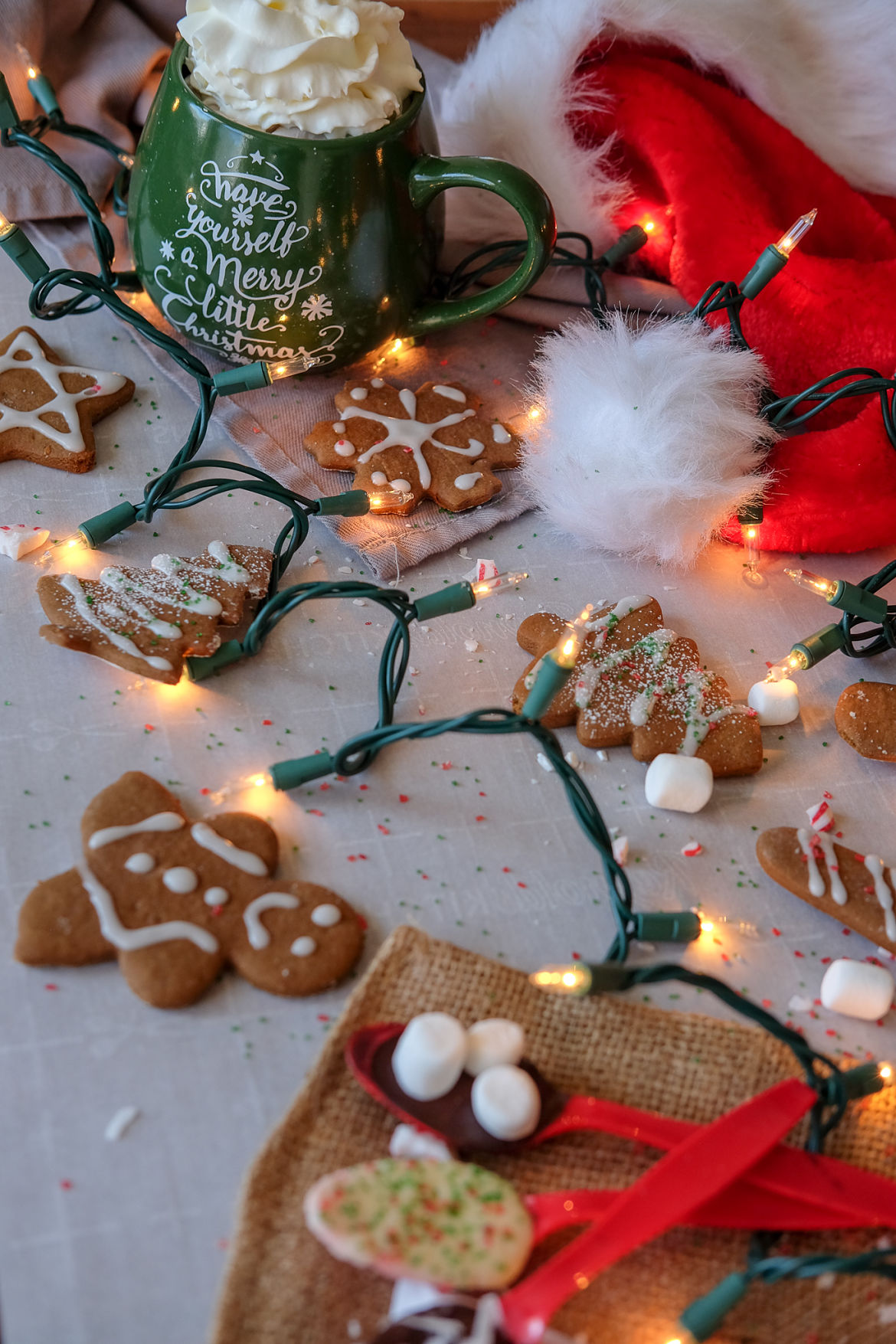 Gingerbread Cookies - They Taste Great in the Nude