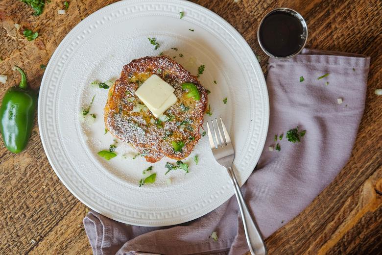 Desi Style Masala French Toast