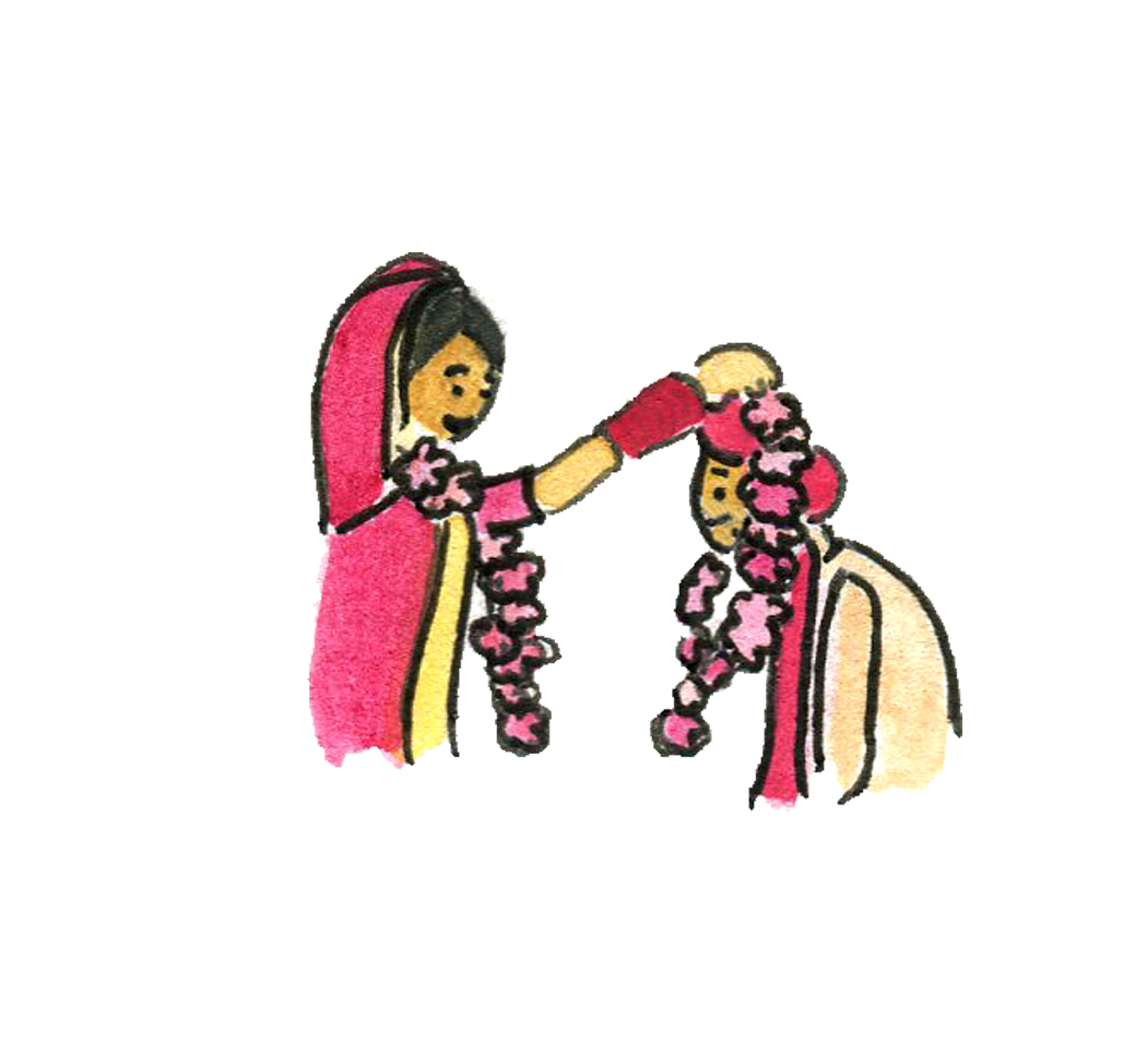 My Big Fat Indian Wedding Broke down