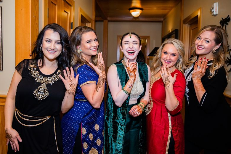 My Big Fat Indian Wedding Part 3 The Mendhi Party