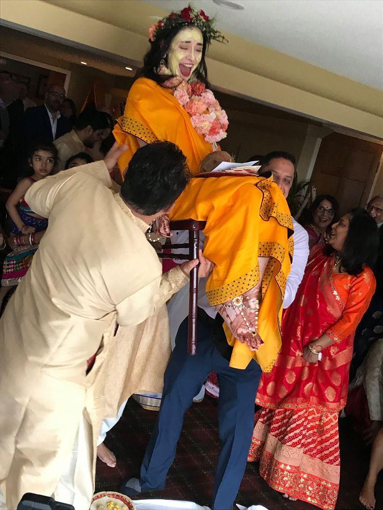 My Big Fat Indian Wedding Part 4 The Vidhi